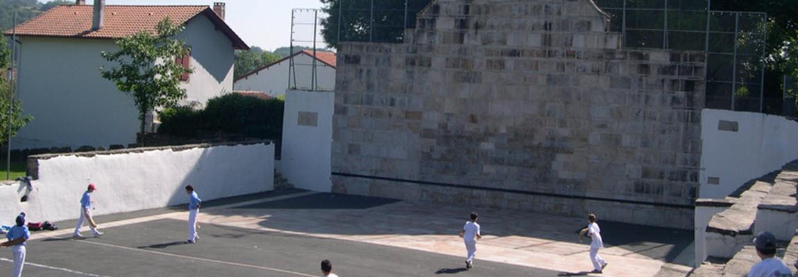 Basque pelota